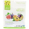 Fruit Bliss, Organic, Dried & Pitted Fruit Medley, Apricots, Plums and Figs, 5 oz (142 g)