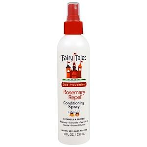 Фэйри тэйлс, Rosemary Repel, Lice Prevention, 8 fl oz (236 ml) отзывы покупателей