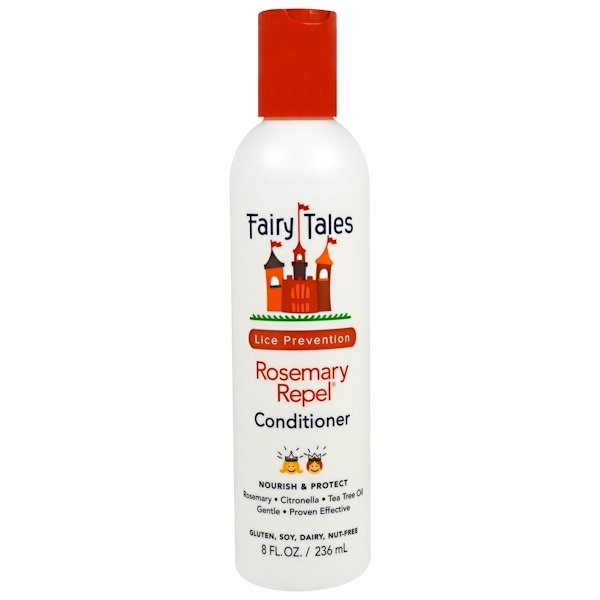Fairy Tales, Rosemary Repel, Conditioner, 8 fl oz (236 ml) (Discontinued Item)