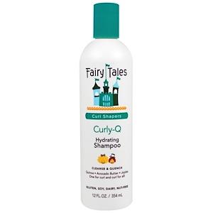 Фэйри тэйлс, Curly-Q, Hydrating Shampoo, 12 fl oz (354 ml) отзывы