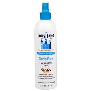 Фэйри тэйлс, Detangling Spray, Static Free, Tangle Tamers, 12 fl oz (354 ml) отзывы