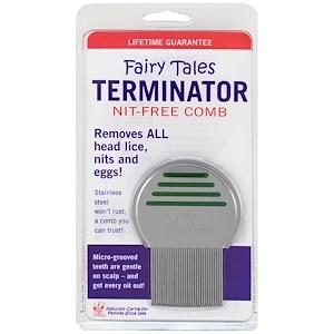 Фэйри тэйлс, Terminator, Nit-Free Comb, 1 Comb отзывы