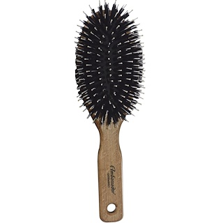 Fuchs Brushes, Расческа для волос Ambassador с дубовой ручкой, 1 шт
