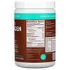 Further Food, 巧克力胶原蛋白肽加上灵芝,黑巧克力,11 盎司(312 克)
