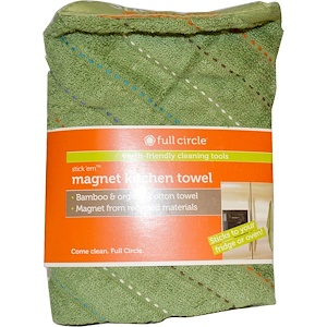 Фулл Серкл Хоум ЛЛС, Stick 'Em, Magnet Kitchen Towel, 1 Towel отзывы