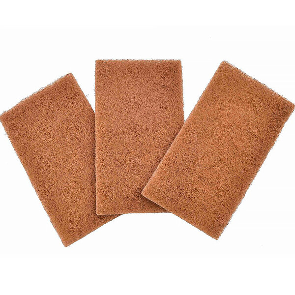 Neat Nut, Walnut Shell Scour Pads, 3 Pack
