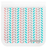 Full Circle, ZipTuck, Reusable Storage Bag, Chevron, 1 Bag