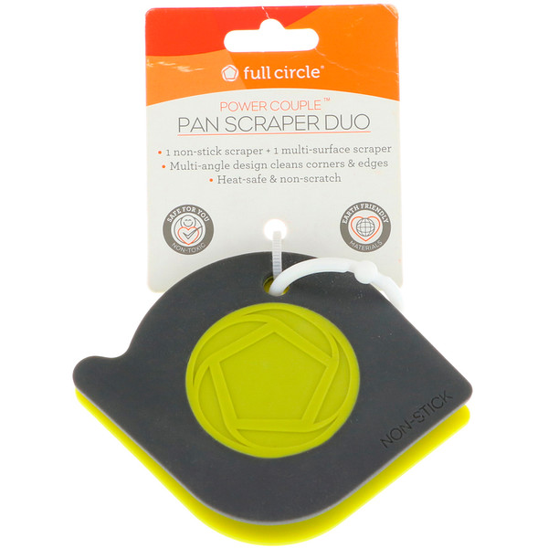 Power Couple, Pan Scraper Duo