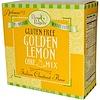 FunFresh Foods, Dowd & Rodgers, смесь для выпекания торта, без глютена, золотой лимон 14 унции (397 г) (Discontinued Item)