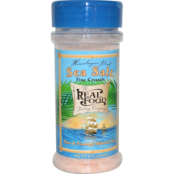 FunFresh Foods, Himalayan Pink Sea Salt, 8.75 oz (248 g)
