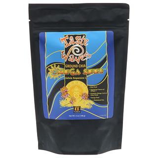 Fun Fresh Foods, Ground Chia Omega Seed, 6 oz (168 g)