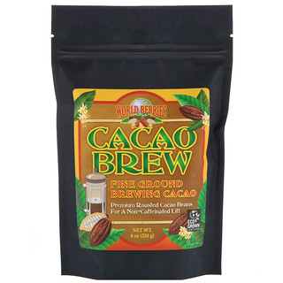 FunFresh Foods, World Berries, Cacao Brew, 8 oz (224 g)