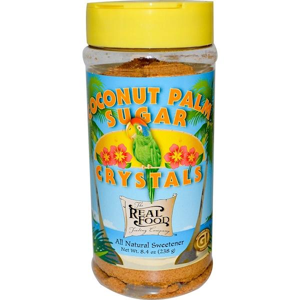 Fun Fresh Foods, Кристаллы кокосового сахара 8.4 унции (238 г) (Discontinued Item)
