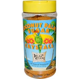 Фан Фреш фудс, Coconut Palm Sugar Crystals, 8.4 oz (238 g) отзывы