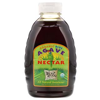 FunFresh Foods, Organic Blue Agave Nectar, 16 fl oz (473.12 ml)
