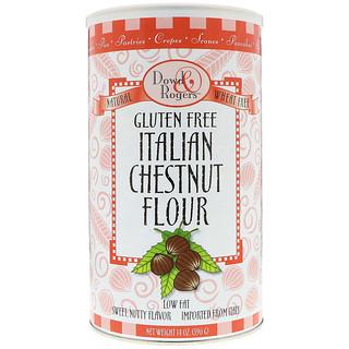 FunFresh Foods, Italian Chestnut Flour, Gluten Free, 14 oz (396 g)