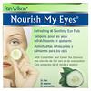 Fran Wilson, Nourish My Eyes, Refreshing & Soothing Eye Pads, 36 Pads