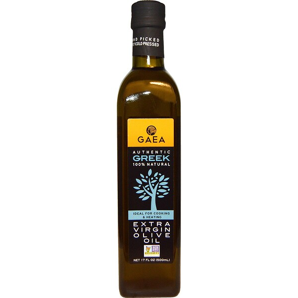 Gaea, Greek, Extra Virgin Olive Oil, 17 fl oz (500 ml)