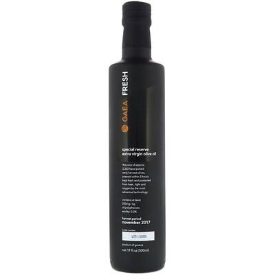 Купить Gaea «Специальный запас», оливковое масло холодного отжима, 500мл