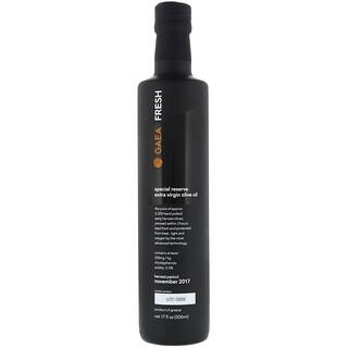 Gaea, «Специальный запас», оливковое масло холодного отжима, 500мл (17жидк. унций)