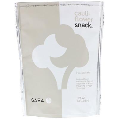 Купить Gaea Закуска из цветной капусты, 2, 8 унции (80 г)