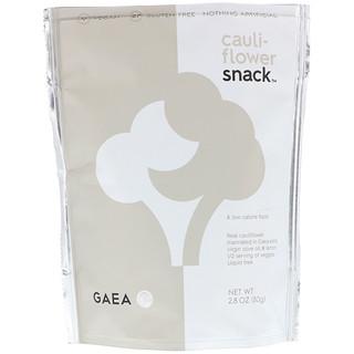Gaea, Cauliflower Snack, 2.8 oz (80 g)