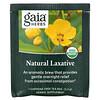 Gaia Herbs, Natural Laxative, Herbal Tea, Caffeine-Free, 16 Tea Bags, 1.24 oz (35.2 g)
