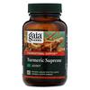 Gaia Herbs, Turmeric Supreme, для суставов, 60 веганских капсул с жидкостью Phyto-Caps