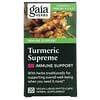 Gaia Herbs, Turmeric Supreme, Immune Support, 20 Veggie Liquid Phyto-Caps
