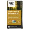 Gaia Herbs, Lion's Mane Mushroom, 40 Vegan Capsules