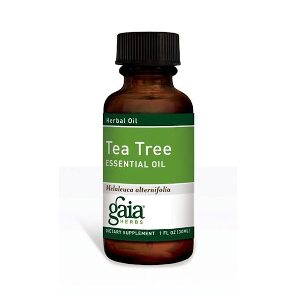 Gaia Herbs, Tea Tree, Essential Oil, 1 fl oz (30 ml) (Discontinued Item)