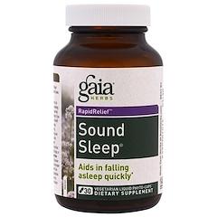 Gaia Herbs, Sueño Profundo, 30 fito cápsulas líquidas vegetarianas
