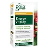 Gaia Herbs, Energy Vitality, 60 Vegetarian Liquid Phyto-Caps