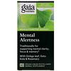 Gaia Herbs, DailyWellness, Alerta Mental, 60 Fitocápsulas Líquidas Vegetarianas