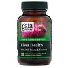 Gaia Herbs, Liver Health, 60 Vegan Liquid Phyto-Caps