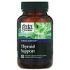 Gaia Herbs, Unterstützung für die Schilddrüse, 60vegane, mit Flüssigkeit gefüllte Phyto-Kapseln