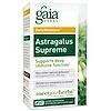 Gaia Herbs, デイリーウェルネス、 アストラガルス・スプリーム、 60植物性液体カプセル