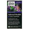 Gaia Herbs, Adrenal Health, Aporte diario, 60 Phyto-Caps Veganas Líquidas