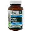 Gaia Herbs, صحة الغدة الكظرية، الدعم اليومي، 60 كبسولة نباتية سائلة