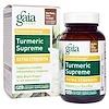 Gaia Herbs, Turmeric Supreme, Extra Strength, 60 Veggie Liquid Phyto-Caps