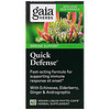 Gaia Herbs, Quick Defense, 40 Vegan Liquid Phyto-Caps