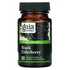 Gaia Herbs, الخمان الأسود مع ثمار الكرز الهندي، 30 كبسولة نباتية
