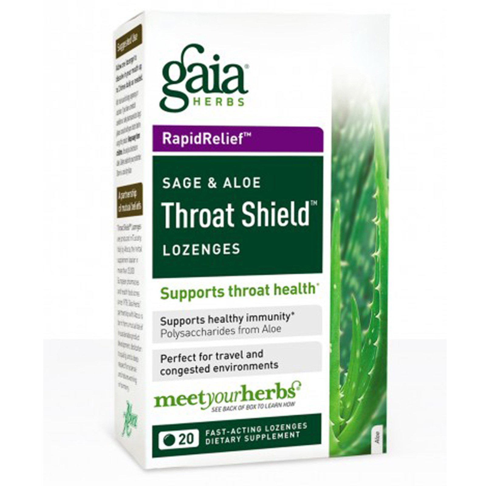 Sage (lozenges) - an effective tool in the fight against diseases of the throat 97