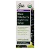 Gaia Herbs, Rapid Relief, Black Elderberry NightTime Syrup, 5.4 fl oz (160 ml)
