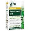 Gaia Herbs, Resveratrol 150, 50 Vegetarian Liquid Phyto-Caps