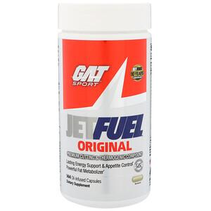 ГАТ, Jet Fuel, 144 Oil Infused Capsules отзывы