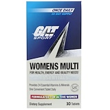Отзывы о GAT, Мультивитамины для женщин, 30 таблеток