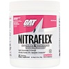 GAT, NITRAFLEX 男士睾酮補充劑,粉色檸檬味,10.6 盎司(300 克)