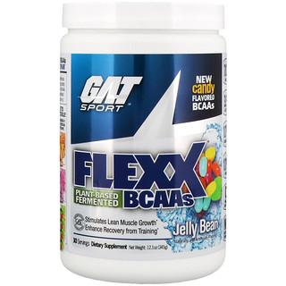 GAT, Flexx BCAAs, Jelly Bean, 12.1 oz (345 g)
