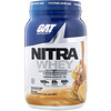 GAT, Nitra Whey, Testosterone Support Shake, Peanut Butter Cookie, 2.18 lb (988.8 g)